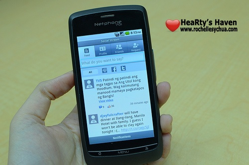 Smart Media Social Stream