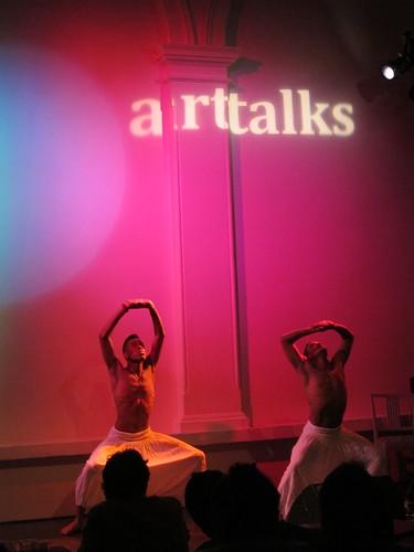 Arttalks 14.9.11