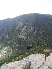 Carter Notch from Carter Moriah trail