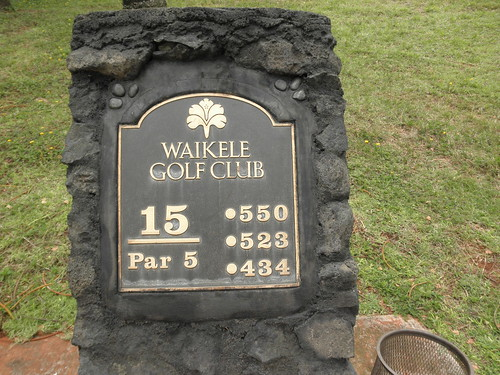WAIKELE COUNTRY CLUB 221