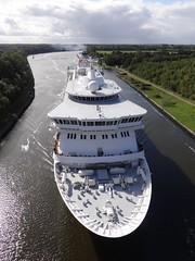 BALMORAL - IMO 8506294 (arnekiel) Tags: cruiseship balmoral imo nok fredolsen holtenau kielcanal levensau 8506294