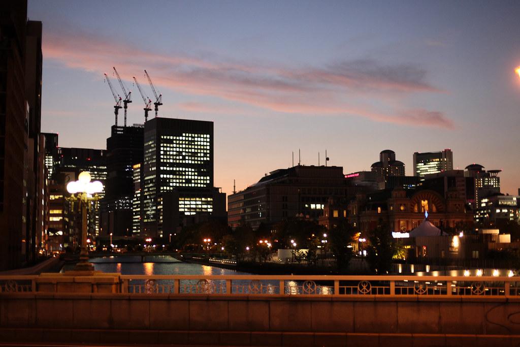 Nakanoshima, Osaka