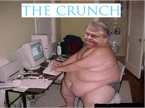THE CRUNCH by Colonel Flick