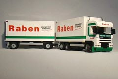 DafRaben01 (Mrosik) Tags: lego technic pf raben daf xf105