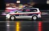 POLIZEI - Polico a9lan! (ZiZLoSs) Tags: vienna wien motion car night canon eos austria shot police ii 7d f18 polizei aziz abdulaziz عبدالعزيز ef50mm zizloss المنيع 3aziz almanie