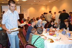 Bulgarian Community Ramadan Dinner (Federation of Balkan American Associations) Tags: dinner community ramadan bulgarian