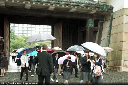 Nijo Castle 二条城 - Higashi Otemon