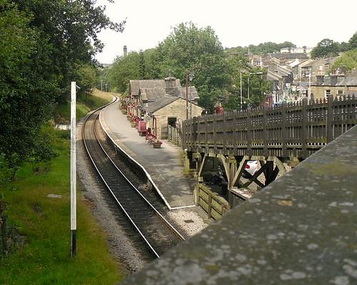 Haworth Railway Station
