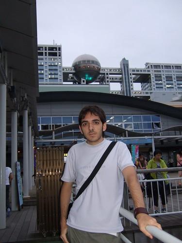 0895 - 16.07.2007 - Bahía de Odaiba