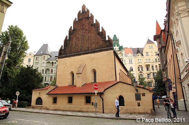 Sinagoga Viejo-Nueva. © Paco Bellido, 2011