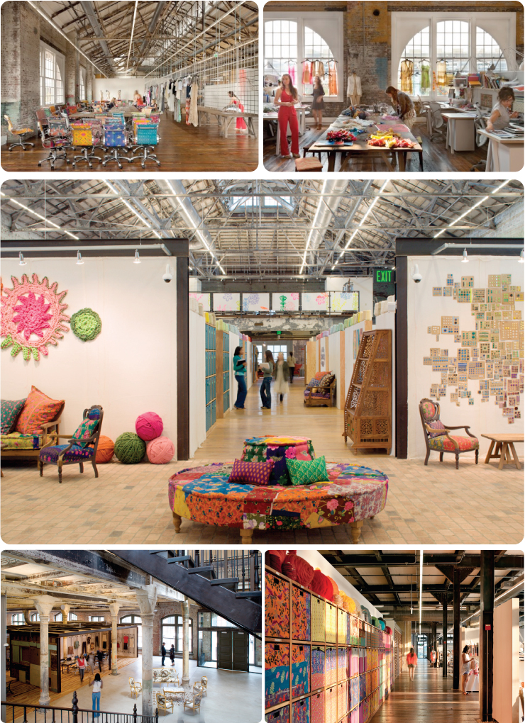 Urban Outfitters HQ