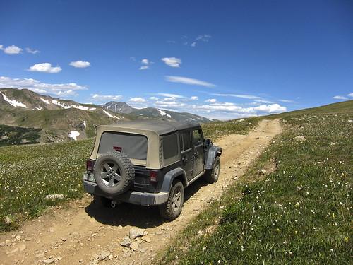 Boulder Wagon Road