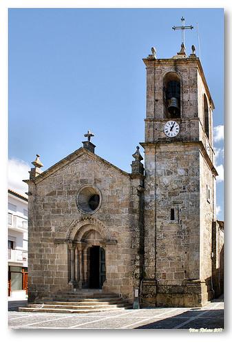 Igreja matriz de Melgaço by VRfoto