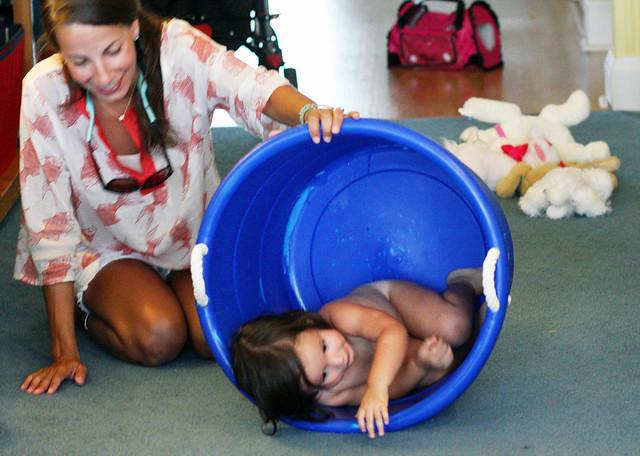 bucket roll