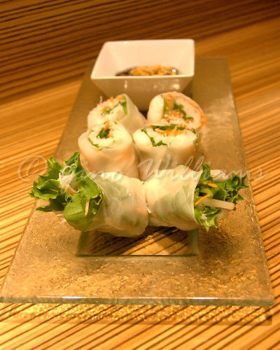 Saigon Shrimp Rolls