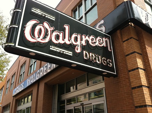 old school walgreens