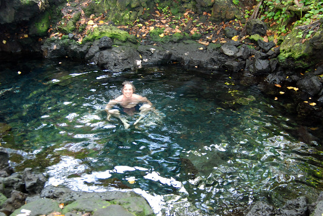 Lava Pool, Hilo, Hawaii