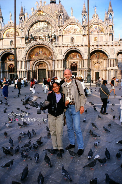 nice memory in Venice (year 2002)