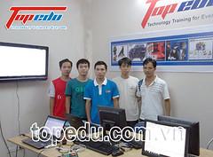 Khai giảng lớp lập trình vi điều khiển 8051-K1