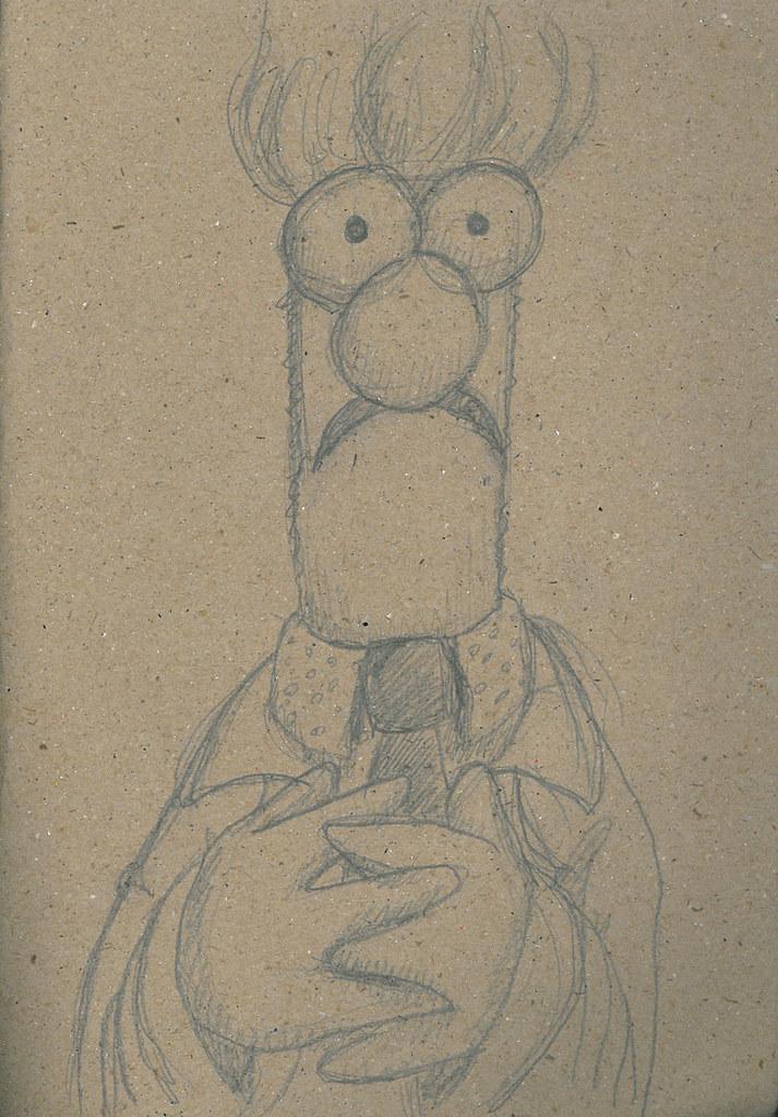 Beaker Sketch 2