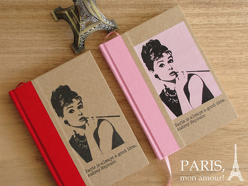 Journal Audrey Hepburn