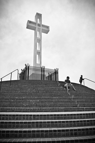 Mt. Soledad memorial