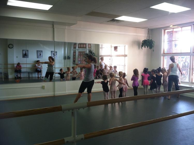Mabry's First Dance Class #6