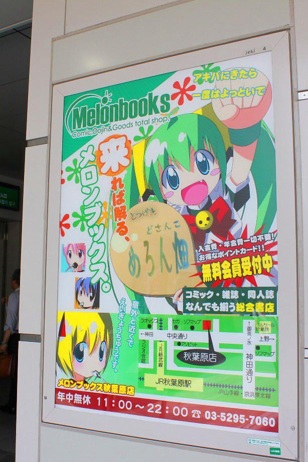 A walking guide of Akihabara (3)