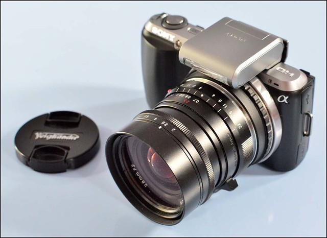 Sony NEX-C3 Voigtlander 28mm f/2 Ultron
