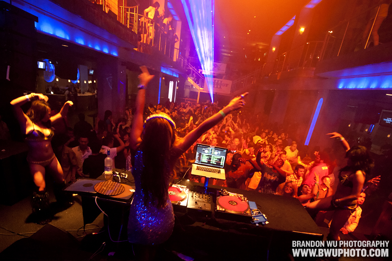 DJ Sophia Lin @ Epic Nightclub