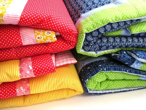 Krabbeldecken Baby Blankets by ellis & higgs