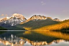 Quartz Lake HDR - Glacier National Park