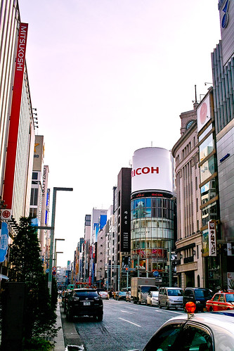 Ginza by RioLaaa