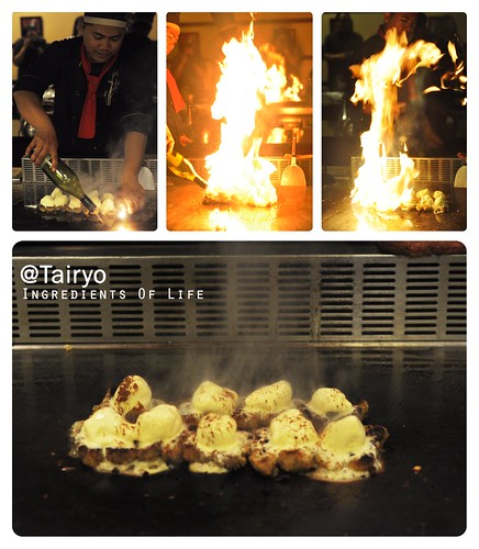 Banana Flambee Process 2