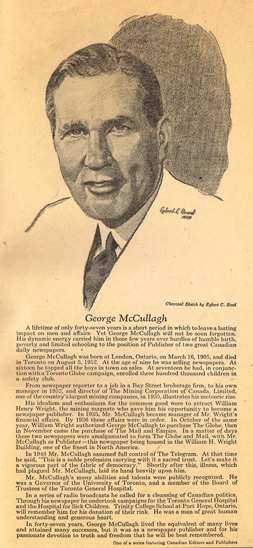 George McCullagh