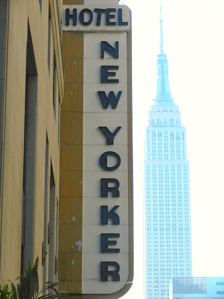 New Yorker Hotel (also known as Ramada Plaza New Yorker Hotel)