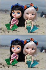 Beach babes!