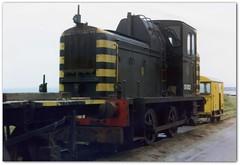 Class 01 01002 Holyhead Breakwater 13/9/78 (Stapleton Road) Tags: train diesel locomotive 01002 shunter class01