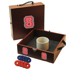 NC State Wolfpack Washers Toss Game