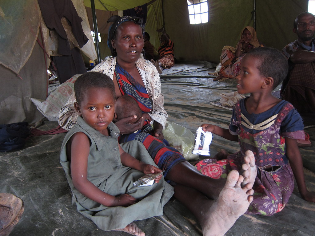 UNHCR News Story: UNHCR aid makes a difference in Mogadishu, but still not enough