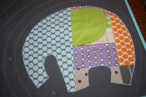 Little prince quilt 03