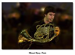 Concierto de jóvenes músicos - San Sebastián (Galería de Manuel Rguez. Prieto) Tags: sansebastian hdr donostia musicos jovenes estudiantes conservatorio trompa
