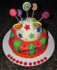 114- ESPERANDO OS BACKYARDIGANS (NEUMA LEITE) Tags: cake backyardigans neuma bolosartisticos