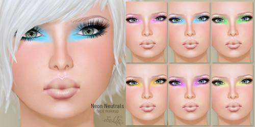 cheLLe - Neon Neutrals