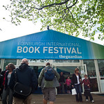 Entrance to Book Festival