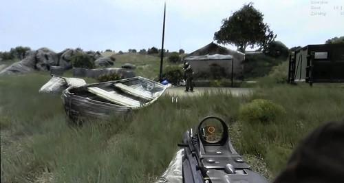 ArmA 3: ne Modern Warfare 3 ir ne Battlefield 3...