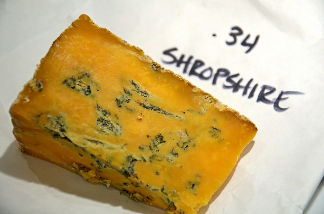 shropshire - bleu cheese