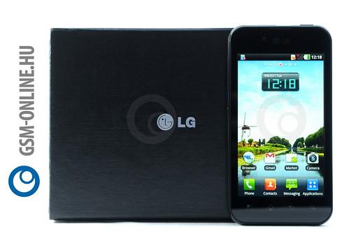 LG Optimus Black dobozzal1