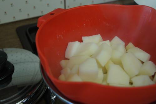 Cottage Pie - Potatoes