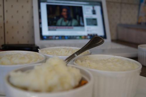 Cottage Pie - Potato Mash